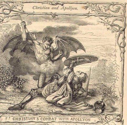Christianandapollyon